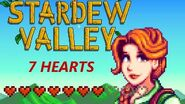 'Stardew Valley' - Leah Seven Hearts Event