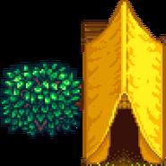 Палатка лето