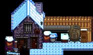 Кузница зима