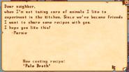 Marnie recipe mail
