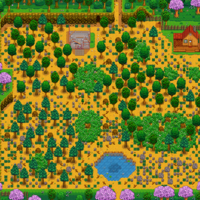 Farm Stardew Valley Wiki Fandom Stardew valley clay is a country game with good characters. farm stardew valley wiki fandom