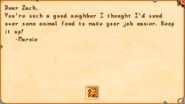Marnie hay mail