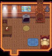 Riverland Farmhouse Interior