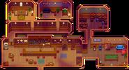Saloon Room