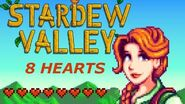 'Stardew Valley' - Leah Eight Hearts Event (2 Cutscenes)