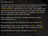 Salvage Gantry
