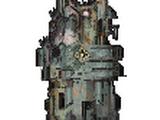 Domain-Era Survey Ship