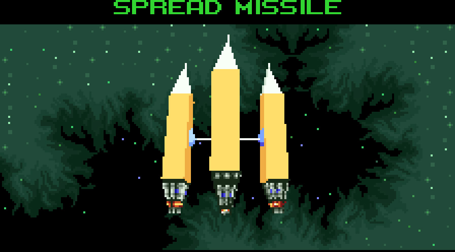 Spread Missile