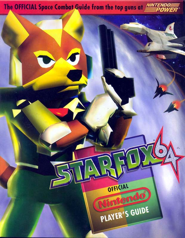 Star Fox 64 Official Nintendo Power Player's Strategy Guide