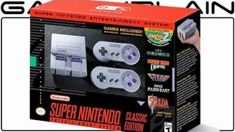Super_NES_Classic_Edition_Announced!_21_Games_STAR_FOX_2_Built-In