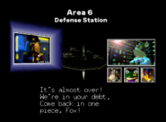 SF64 Area6 Intro