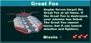 Great Fox (Star Fox Command)