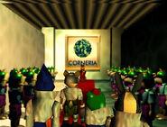 Star Fox 64 Ending