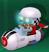 Speed demon(star fox)