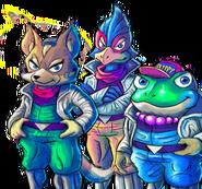 Star-fox-2-characters