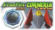 Star Fox Zero - Corneria To Sector Alpha With Black Arwing! Wii U Gameplay Walkthough With GamePad