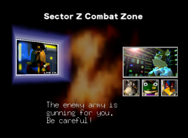 Sector Z/Games