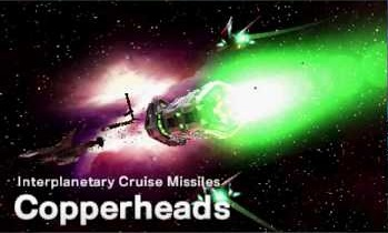 Copperhead Missile