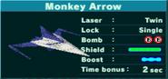 Monkey Arrow
