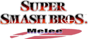 Super Smash Bros Melee logo.png