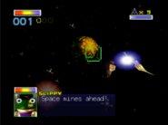 SF64 Area6 Space Mines