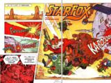 Star Fox (Nintendo Power comic)/Gallery