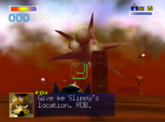SF64 Titania Location