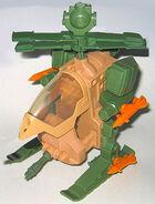 Hornet stowed 2