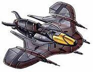 Yazarian Starfighter