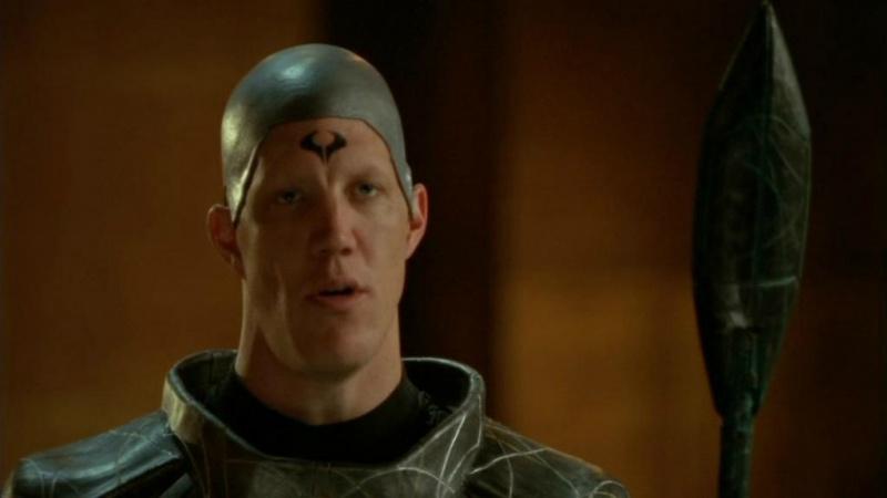Cronus' Jaffa commander