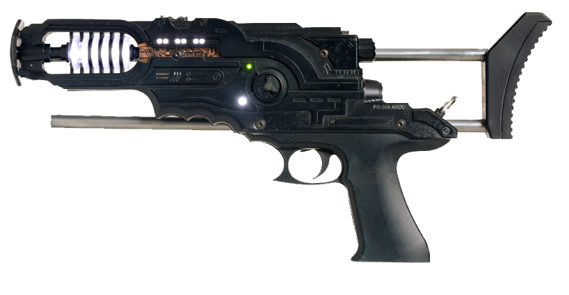 Anti-Replicator gun