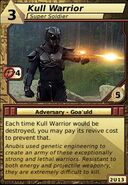 Kull Warrior (Super Soldier)