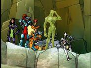 Stargate Infinity - Mentor 001