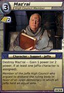 Maz'rai (High Council Member)