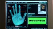 Palm scanner 2