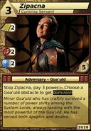 Zipacna (Cunning Servant)