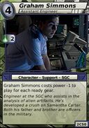 Graham Simmons (Assistant Engineer)