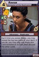 Reese (Creator of the Replicators)