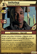 Imhotep (Enemy Within)