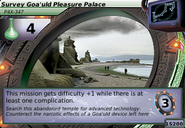 Survey Goa'uld Pleasure Palace