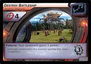 Destroy Battleship