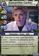Samantha Carter (Scientific Genius)