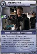 Osbourne (Antartic Researcher)