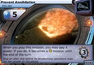 Prevent Annihilation