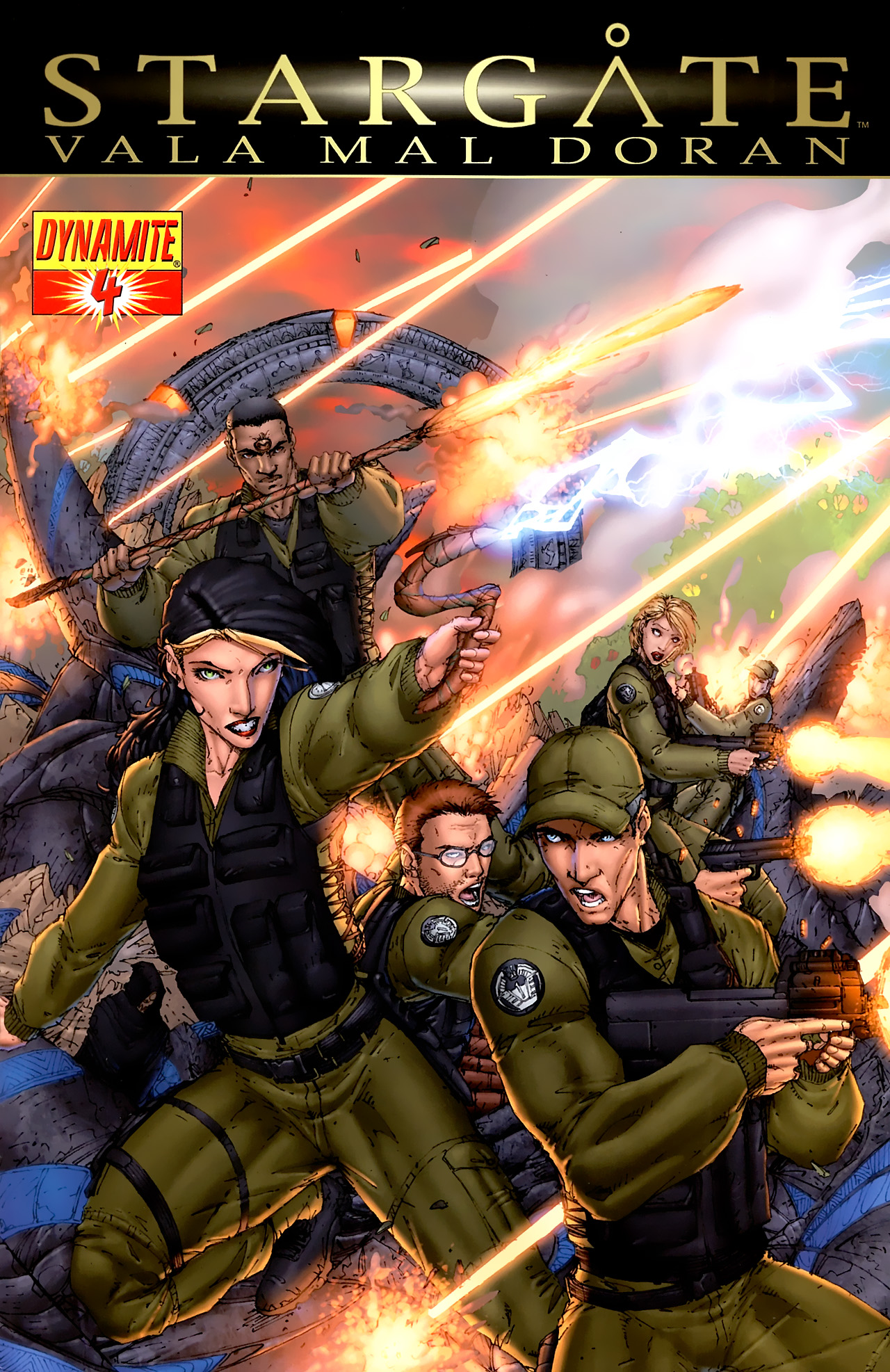 Stargate: Vala Mal Doran 4