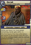 Gerak (Leader of the Jaffa)