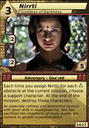 Nirrti (Goddess of Darkness)