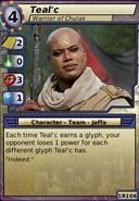 Teal'c (Warrior of Chulak)