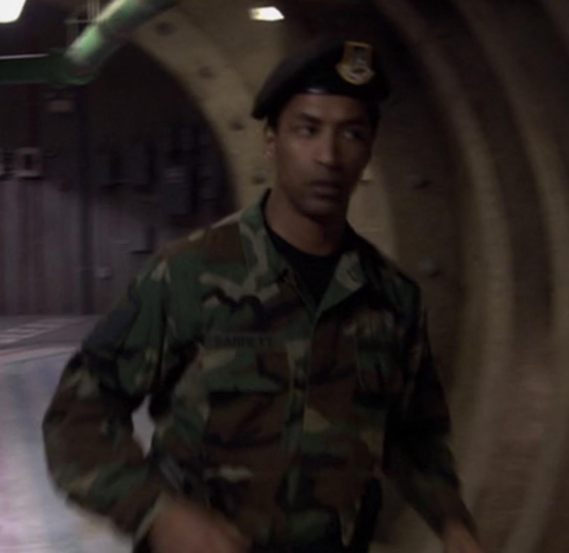Barrett (Airman)