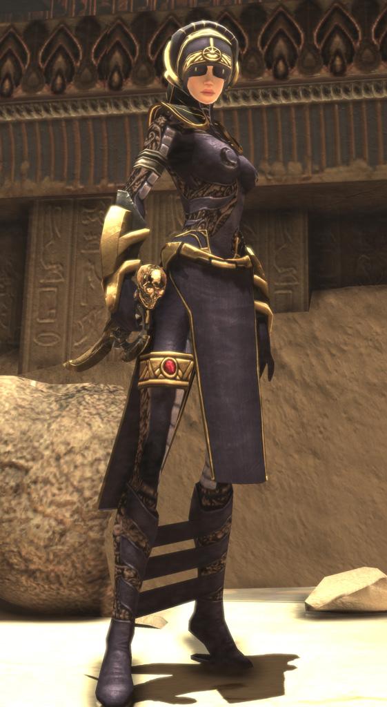 Traz'tal Royal Stealth Suit